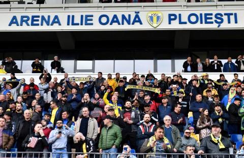 Primul meci cu spectatori pe arena Ilie Oana pentru petrolisti, dupa mai bine de un an!