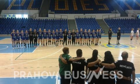 La Ploiesti, Romania-Polonia 29-33 la handbal tineret