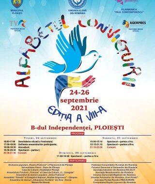 Festivalul Alfabetul Convietuirii revine la Ploiesti