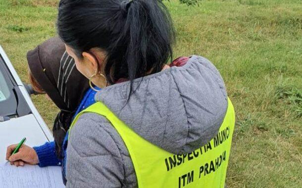Controale ale ITM Prahova la activitatile desfasurate de zilieri