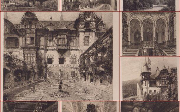 """7 OCTOMBRIE 1883: Inaugurarea """"bijuteriei"""" arhitectonice din poala Bucegilor- castelul Peles"""