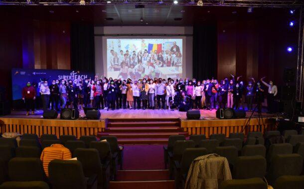 Conferinta SuperTeach Ploiesti: Schimb scoala romaneasca?