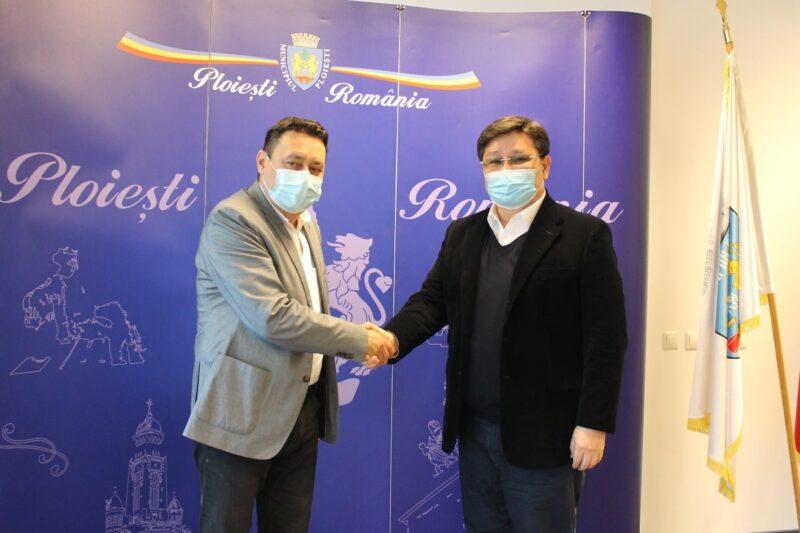 Ambasadorul Kazahstanului, la Ploiesti:  doreste colaborari economice cu Romania